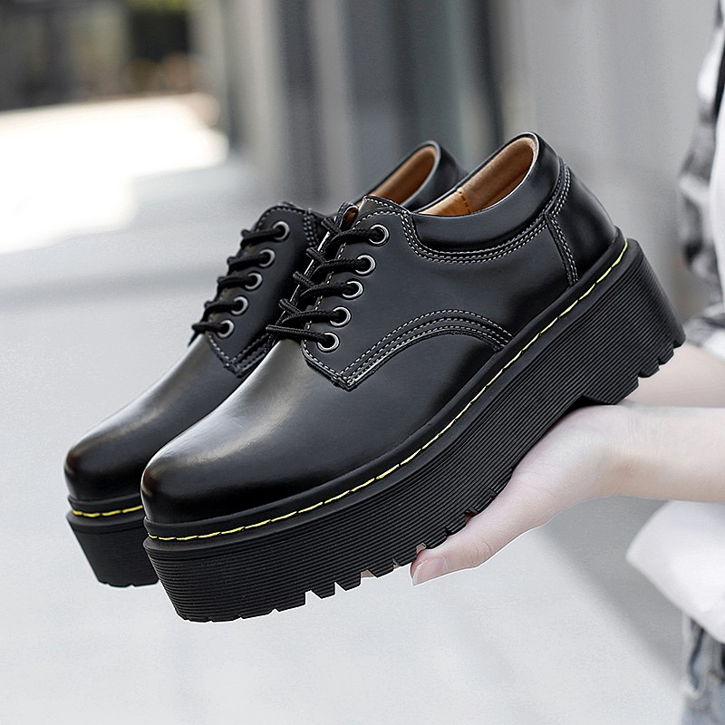 Chunky Platform Shoes from Shopee