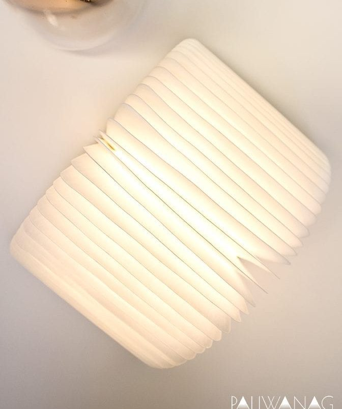 Paliwanag lamps, Aklamp