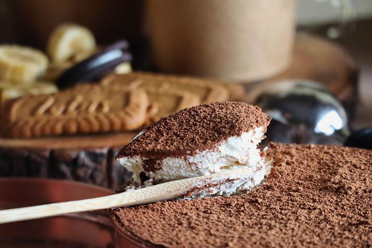 Baked desserts by Cocoa & Co. - banoffee pie