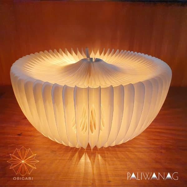 Paliwanag lamps: origabi