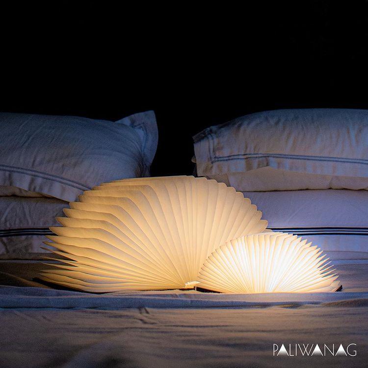 Paliwanag lamps: aklamp and aklamp mini