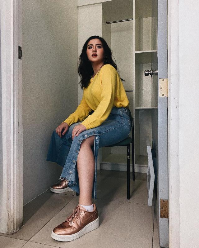 Cassy Legaspi Sneaker Outfit