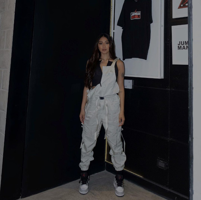 Nadine Lustre Sneaker Outfit