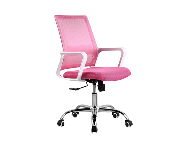 Pink item: office chair
