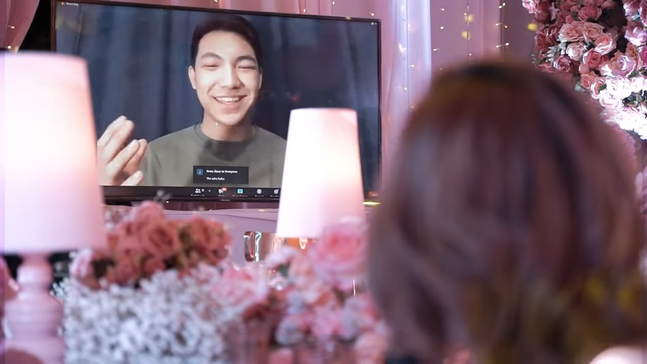 AC Bonifacio - video greeting from Darren Espanto