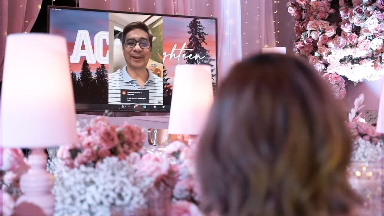 AC Bonifacio - video greeting from Direk Lauren Dyogi