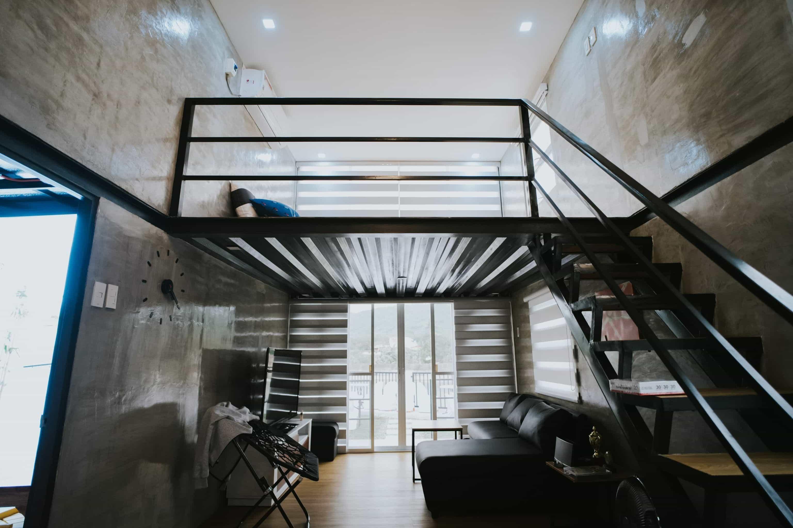 tiny house: interior