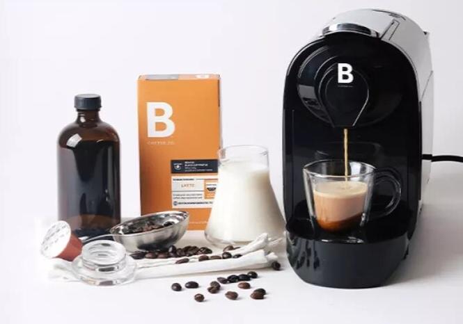 B Coffee Co. Freshman Capsule feature