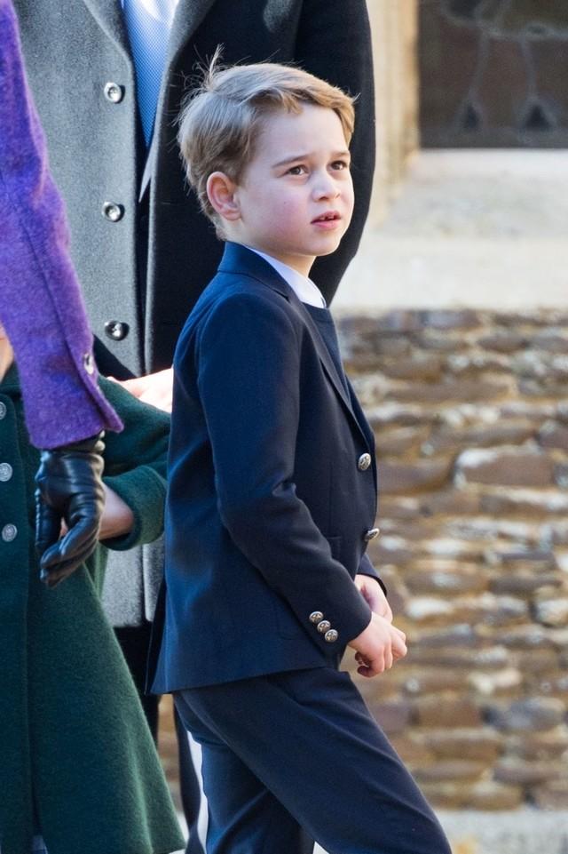 royal family prince george
