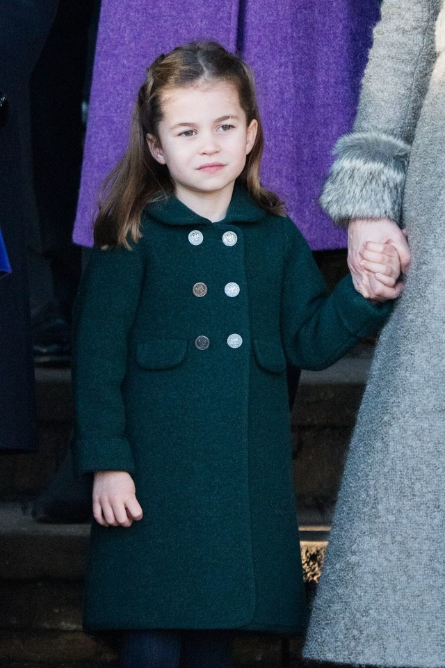 royal family princess charlotte