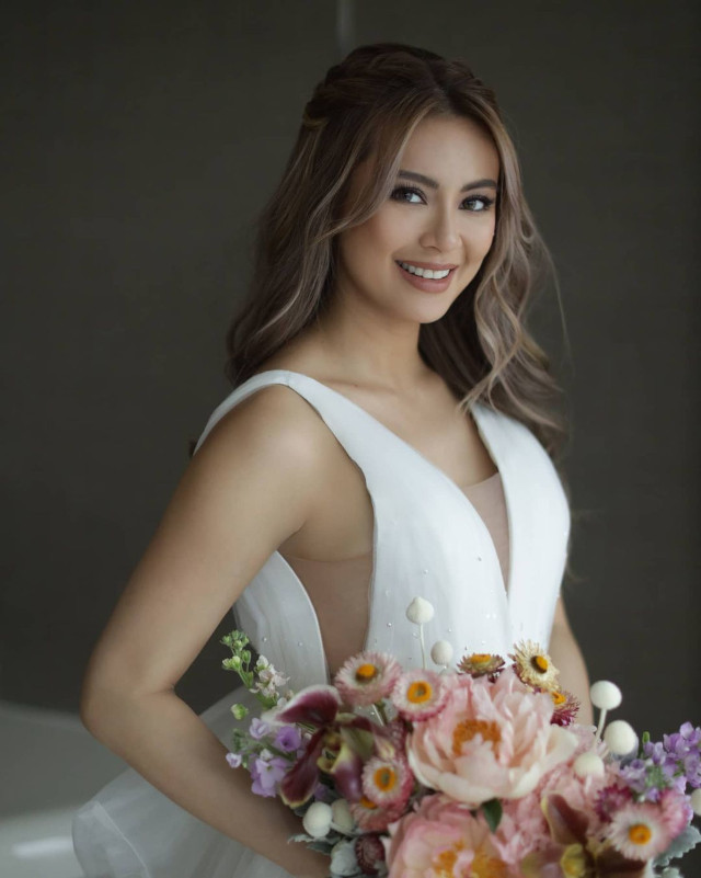 Sam Pinto Wedding Hair and Makeup