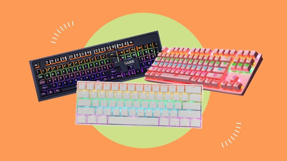 rgb keyboards