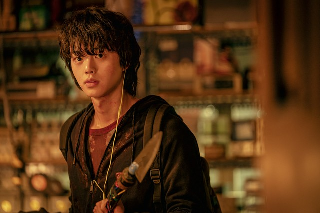 song kang in sweet home