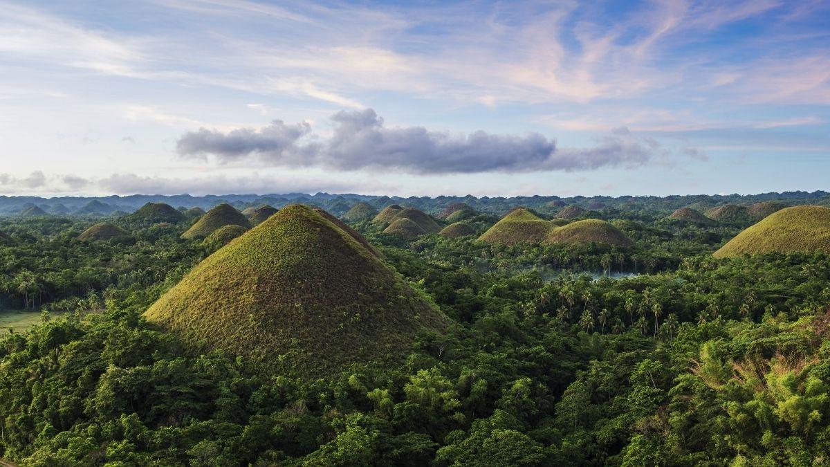 philippine travel destinations: bohol