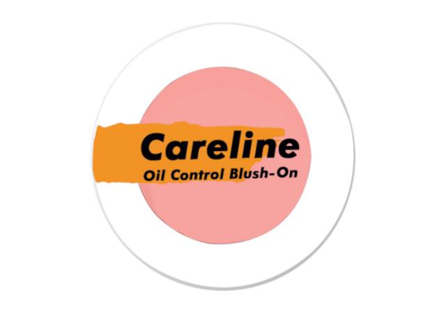 Careline Oil-Control Blush-On