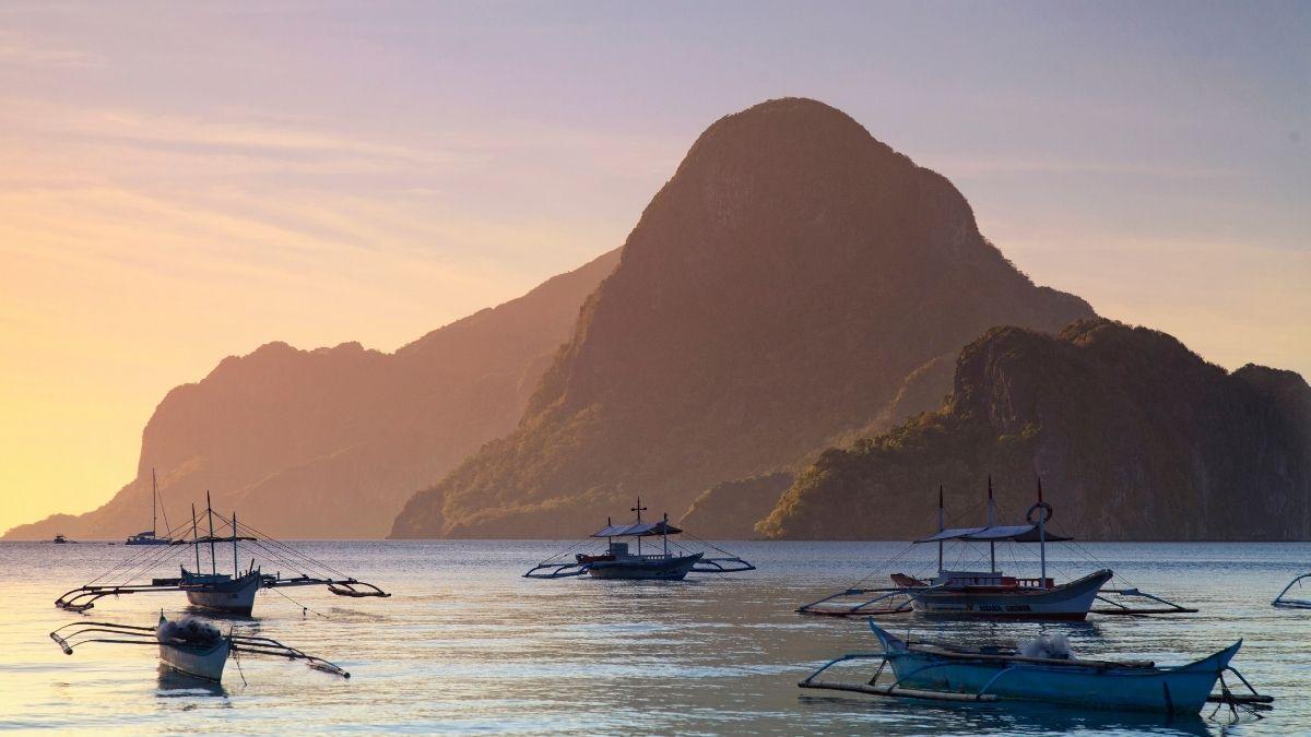 philippine travel destinations: el nido, palawan