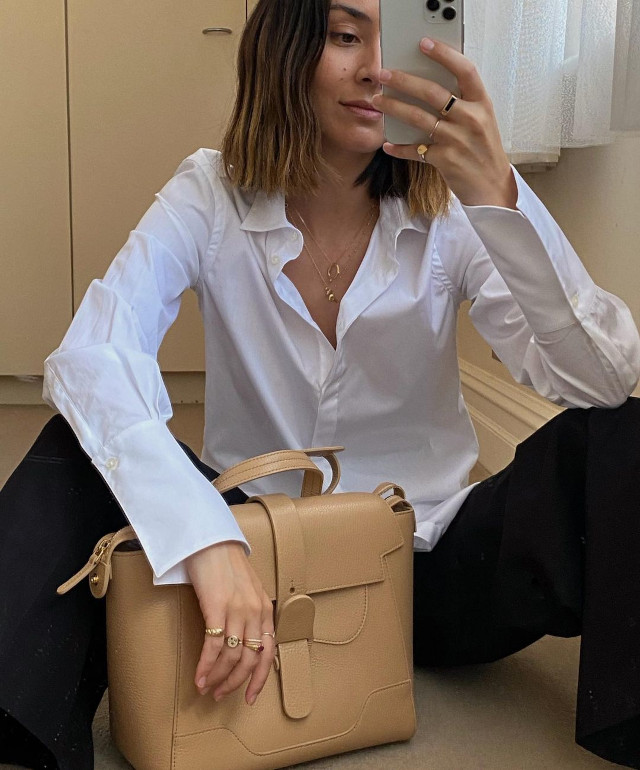 Classic Outfit Idea: Mari Jasmine