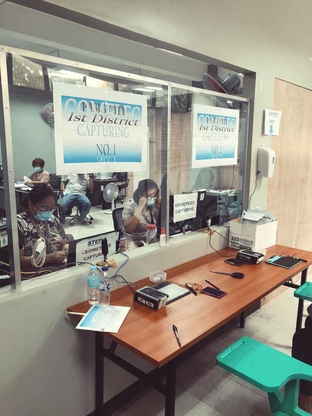 voter registration philippines biometrics