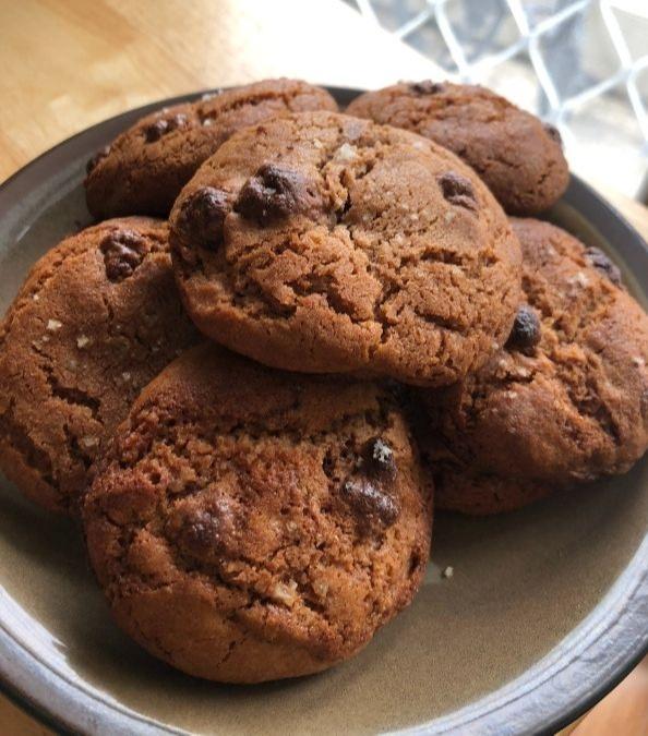 BRB Taking A Break: Baking, cookies