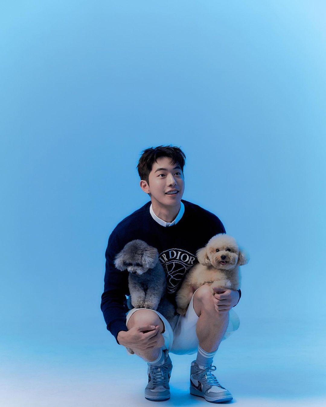 Nam Joo Hyuk's Ga Eul and Gob Soon