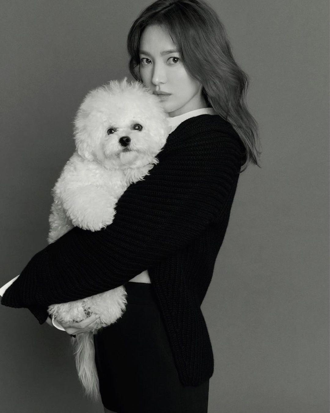 Song Hye Kyo's Ruby