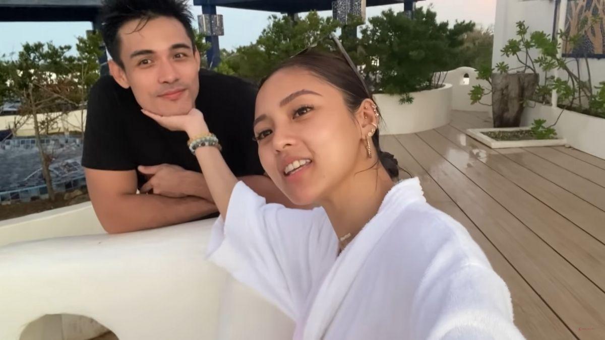 Kim Chiu and Xian Lim in Balesin