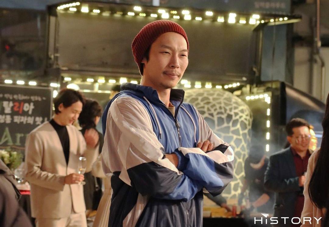 Vincenzo's Yang Kyung Won