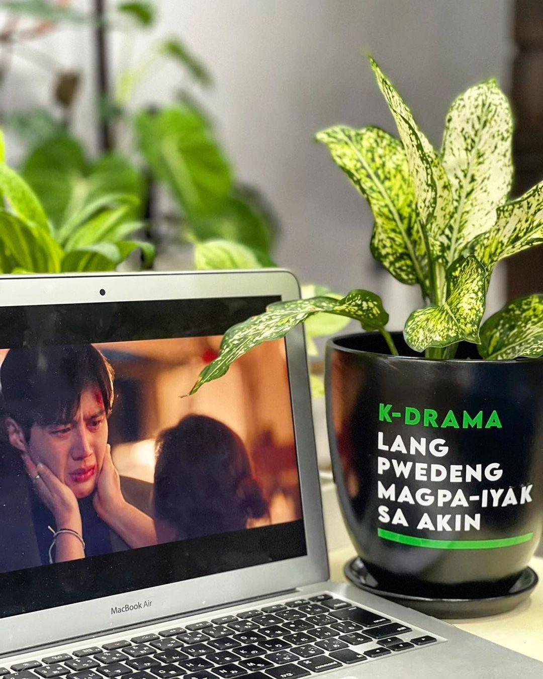 K-drama inspired pots