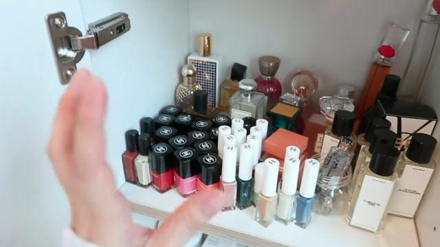 Korean aesthetic room tip: Storage is important!