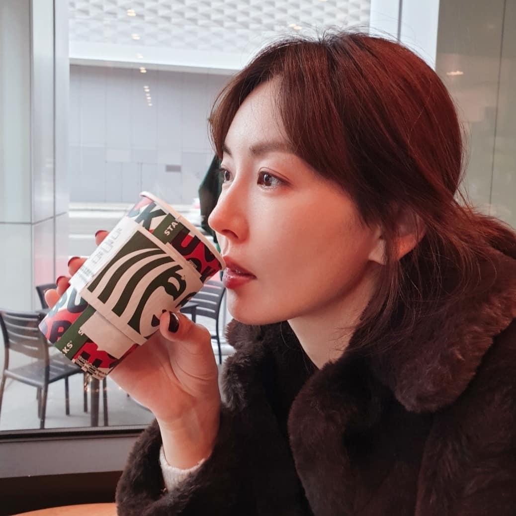Kim So Yeon's Instagram account