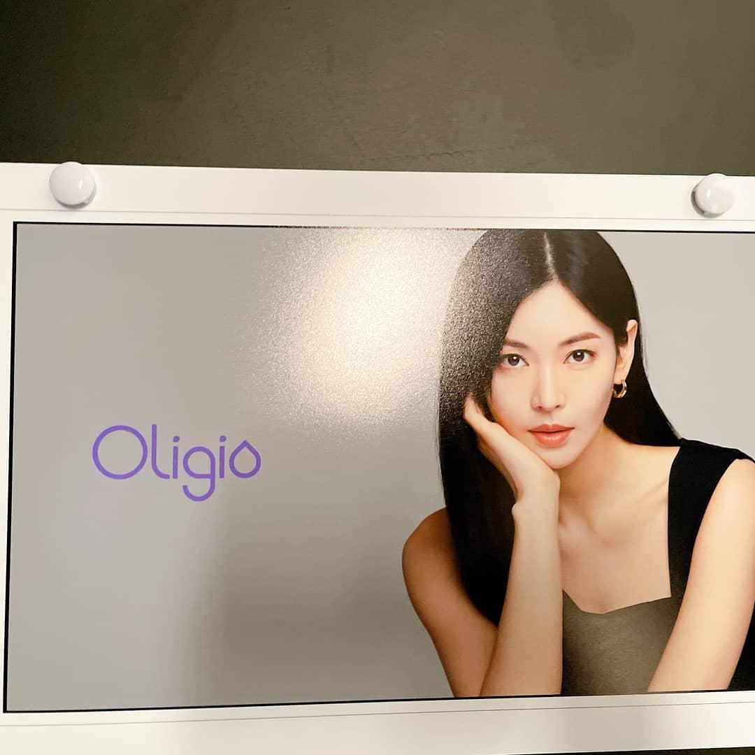 Kim So Yeon for Oligio