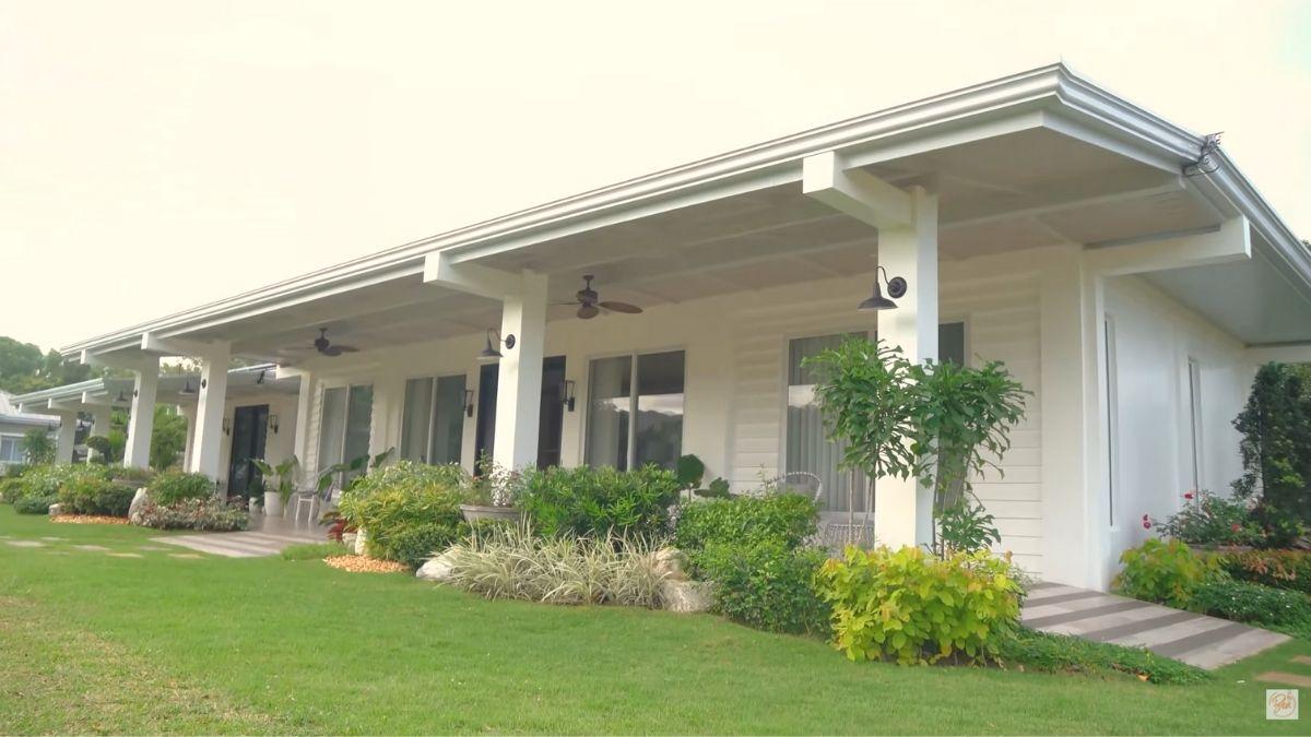Bea Alonzo farm house tour in Zambales