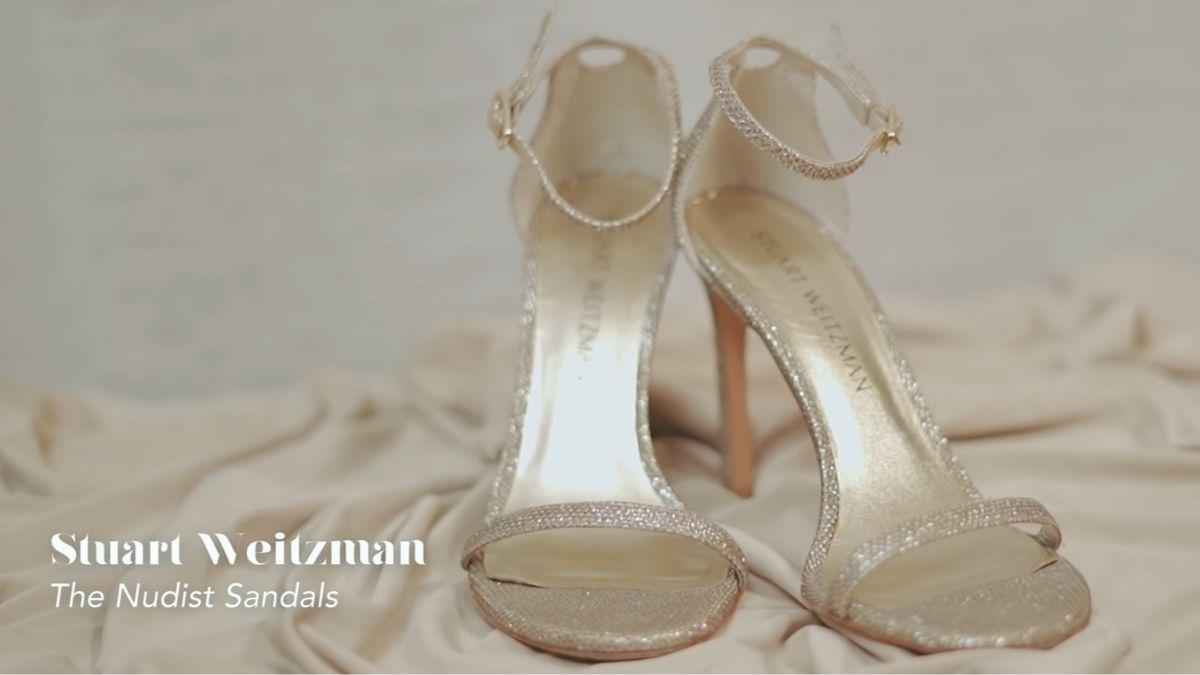 Kathryn Bernardo's designer shoe collection: The Nudist Sandals by Stuart Weitzman
