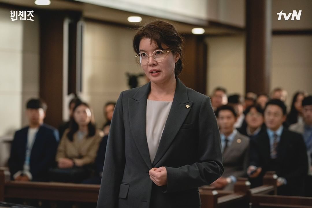 Kim Yeo Jin in Vincenzo