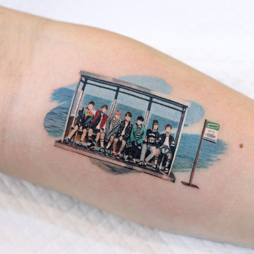 Saegeem Tattoo