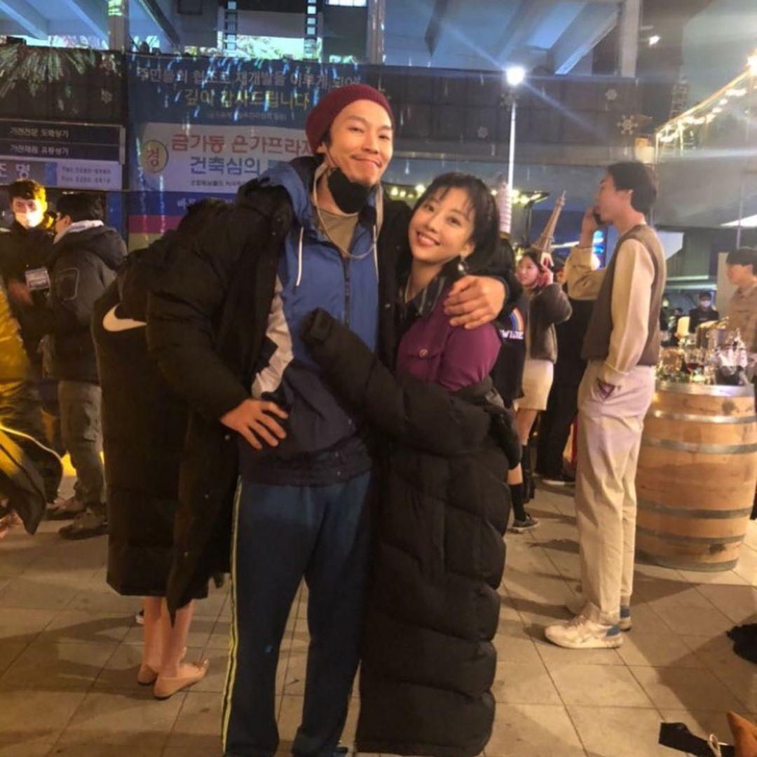 Seo Ye Hwa in Vincenzo