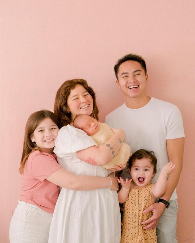 andi eigenmann family