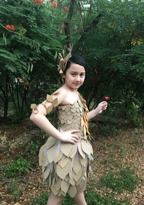 Balikbayan box dress- Agatha