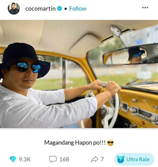 coco julia boracay rumors