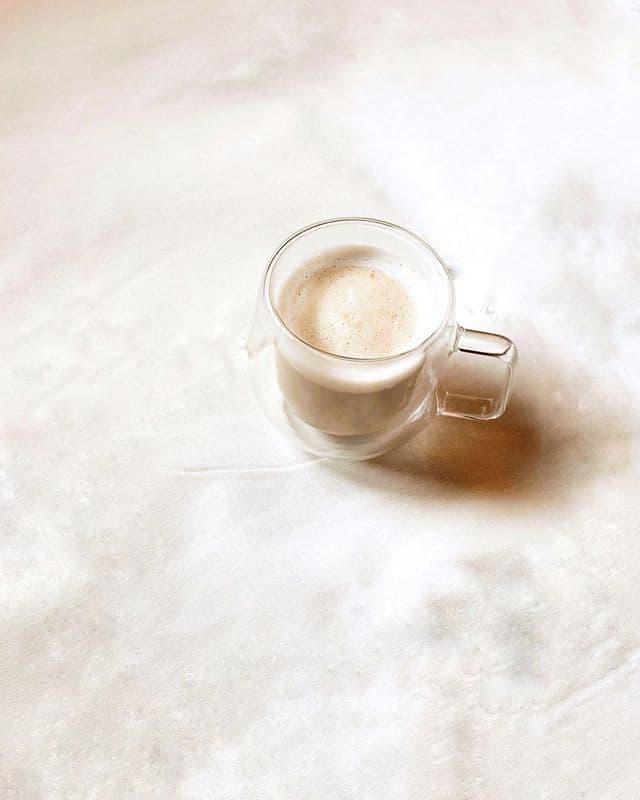 Miles Ocampo IG filler photos - coffee