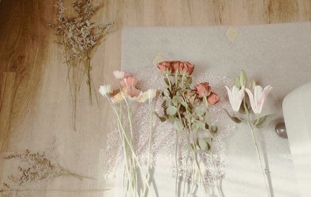 Miles Ocampo IG filler photos - plants