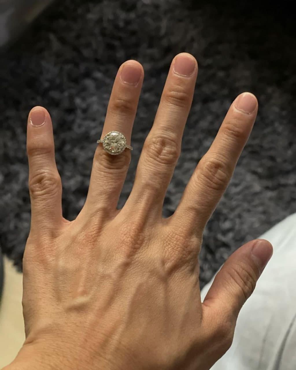 Iya Villania's wedding ring won't fit anymore