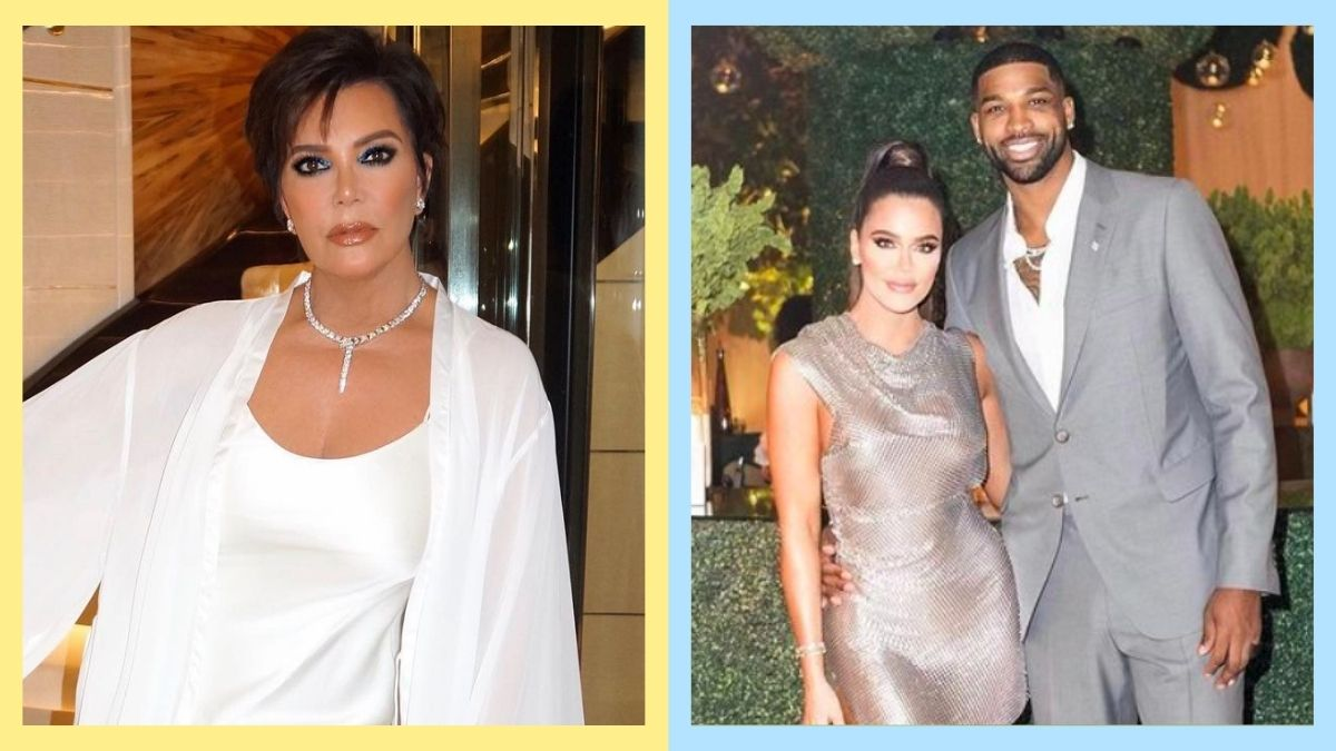 Kris Jenner, Khloe Kardashian, Tristan Thompson