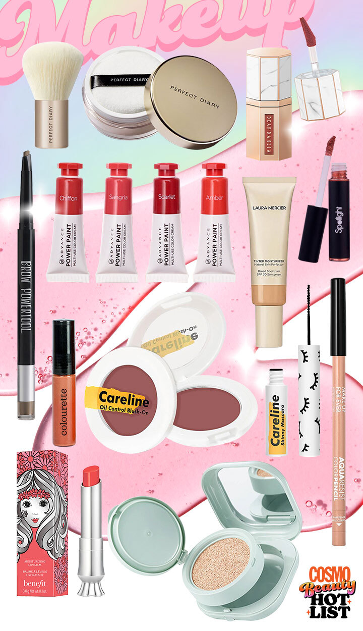 Best Beauty Products: Cosmo Beauty Hot List 2021 - Makeup