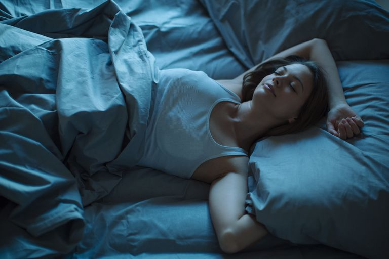How to get back to sleep if you wake up in the middle of the night