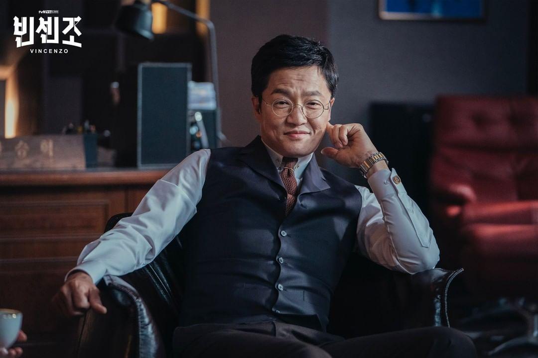 Jo Han Chul in Vincenzo