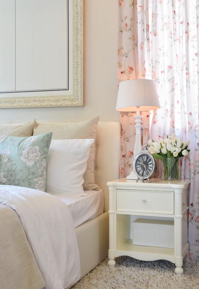 pastel bedroom makeover