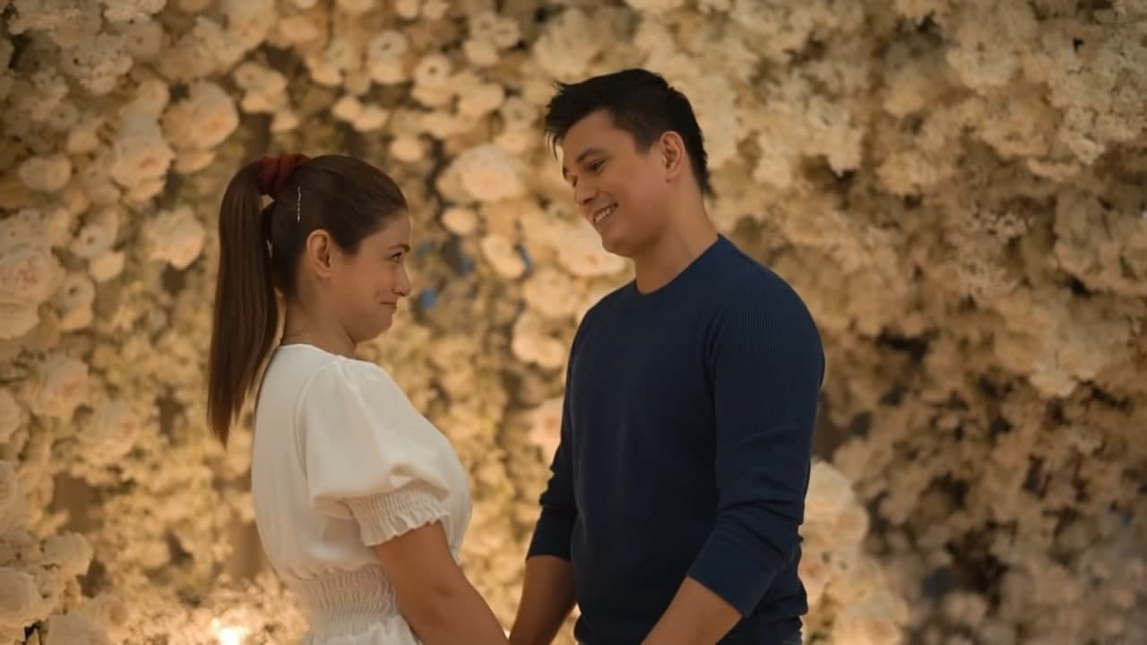 Tom Rodriguez and Carla Abellana being cute to each other