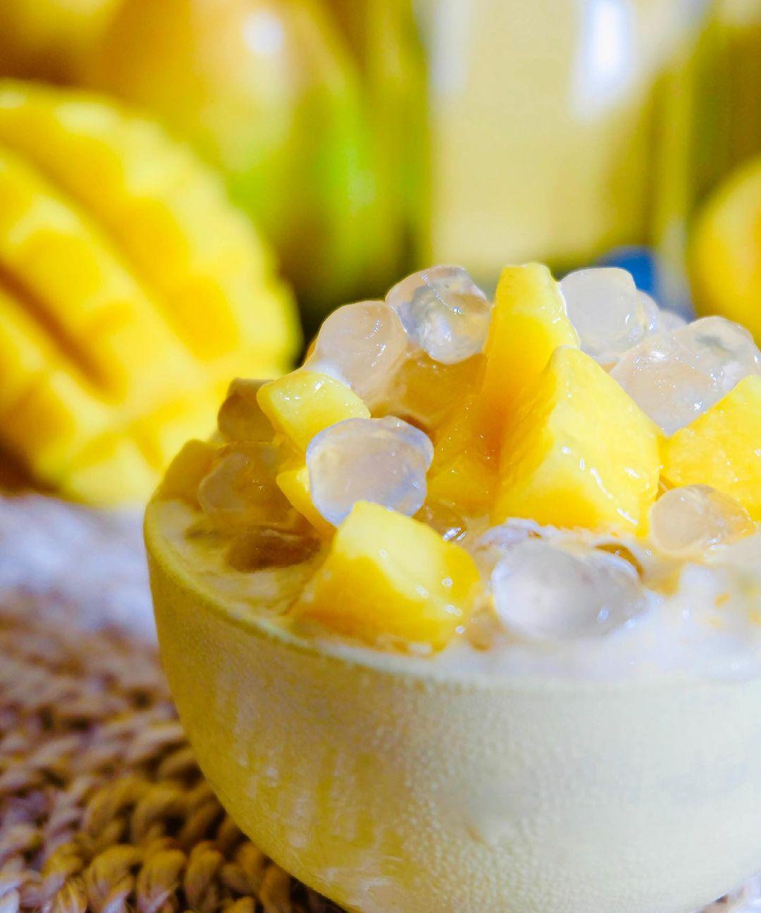 Sugar Ball PH's mango sago