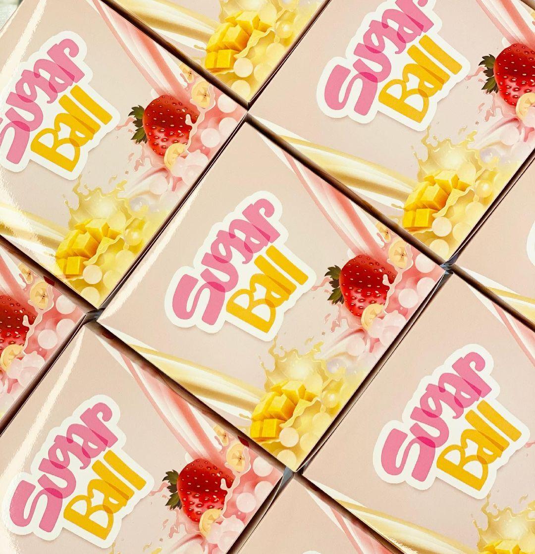 Sugar Ball PH's packaging
